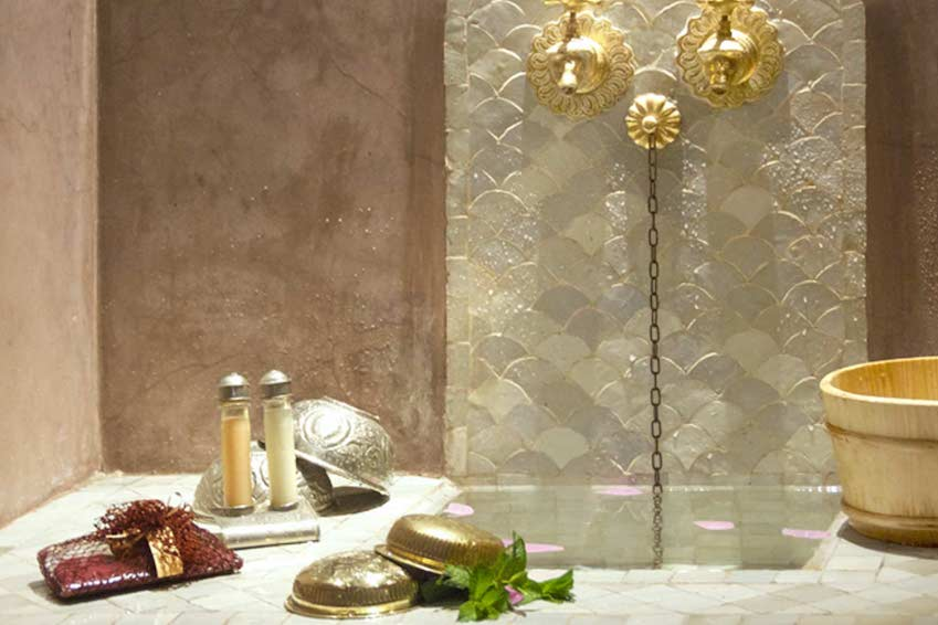 The most authentic: Hammam Mouassine