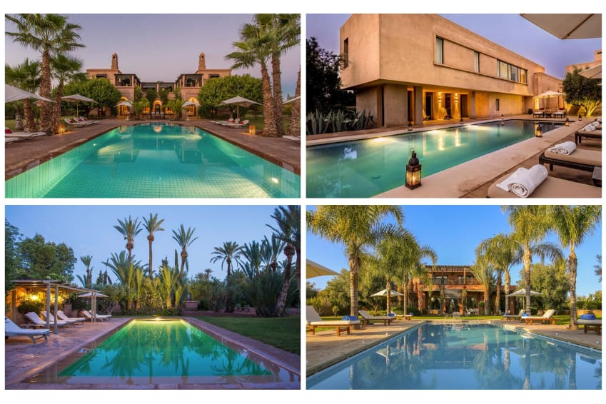 The most beautiful hammams in Marrakech