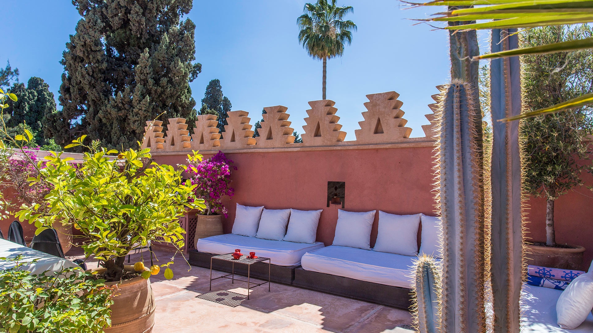Villa Dar Cheref, Rental in Marrakech