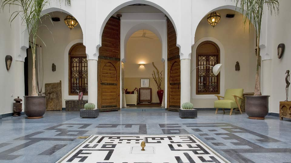 Villa Riad Sbaa, Location à Marrakech