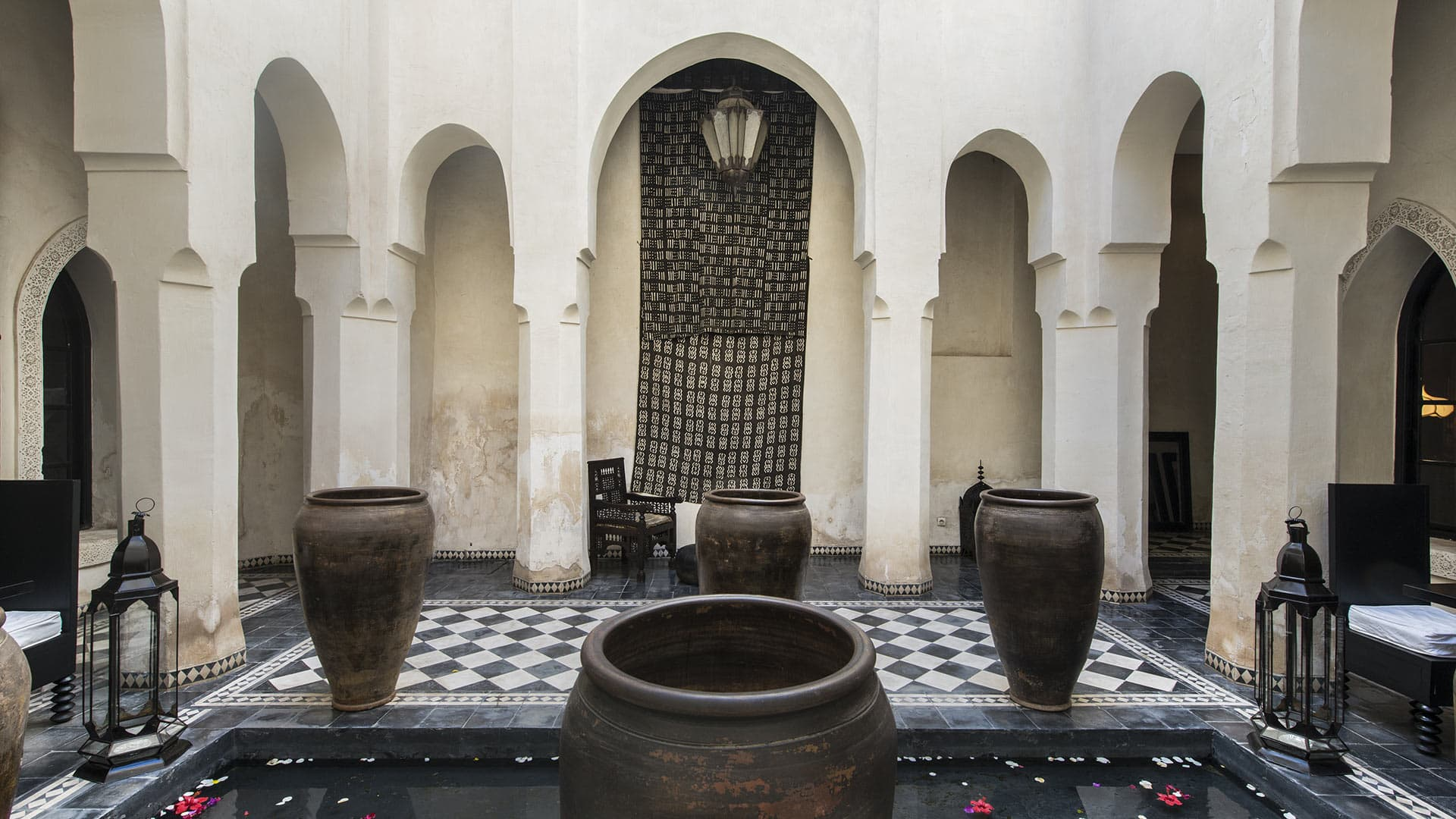 Villa Dar Darma, Location à Marrakech