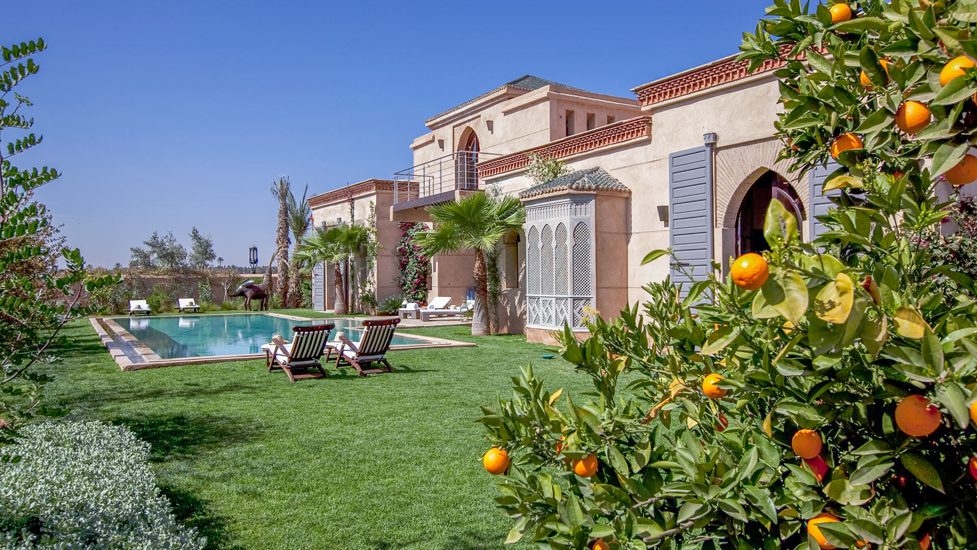 Villa Villa Amanassa, Location à Marrakech