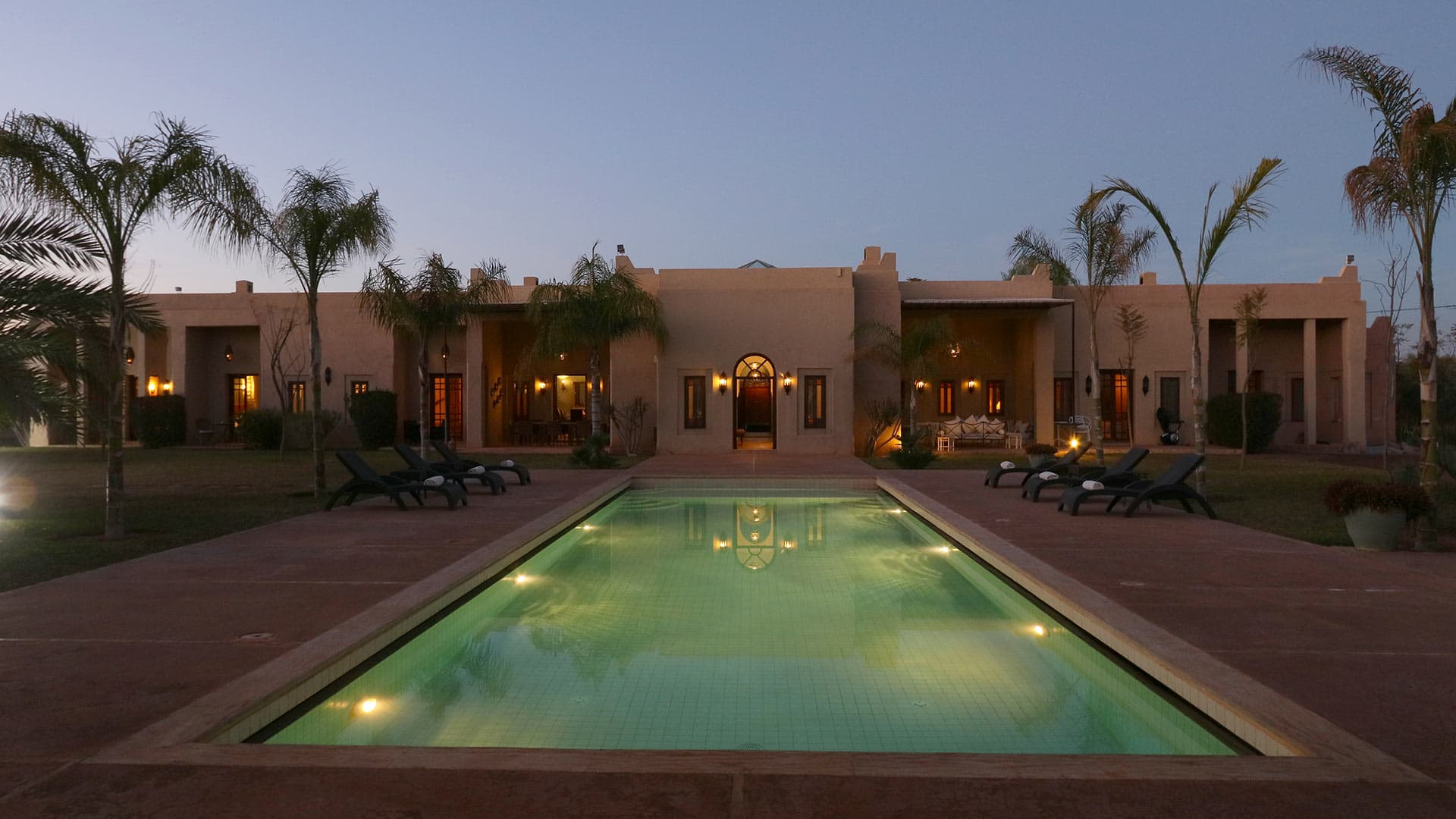 Villa Villa Dar Cherif, Rental in Marrakech