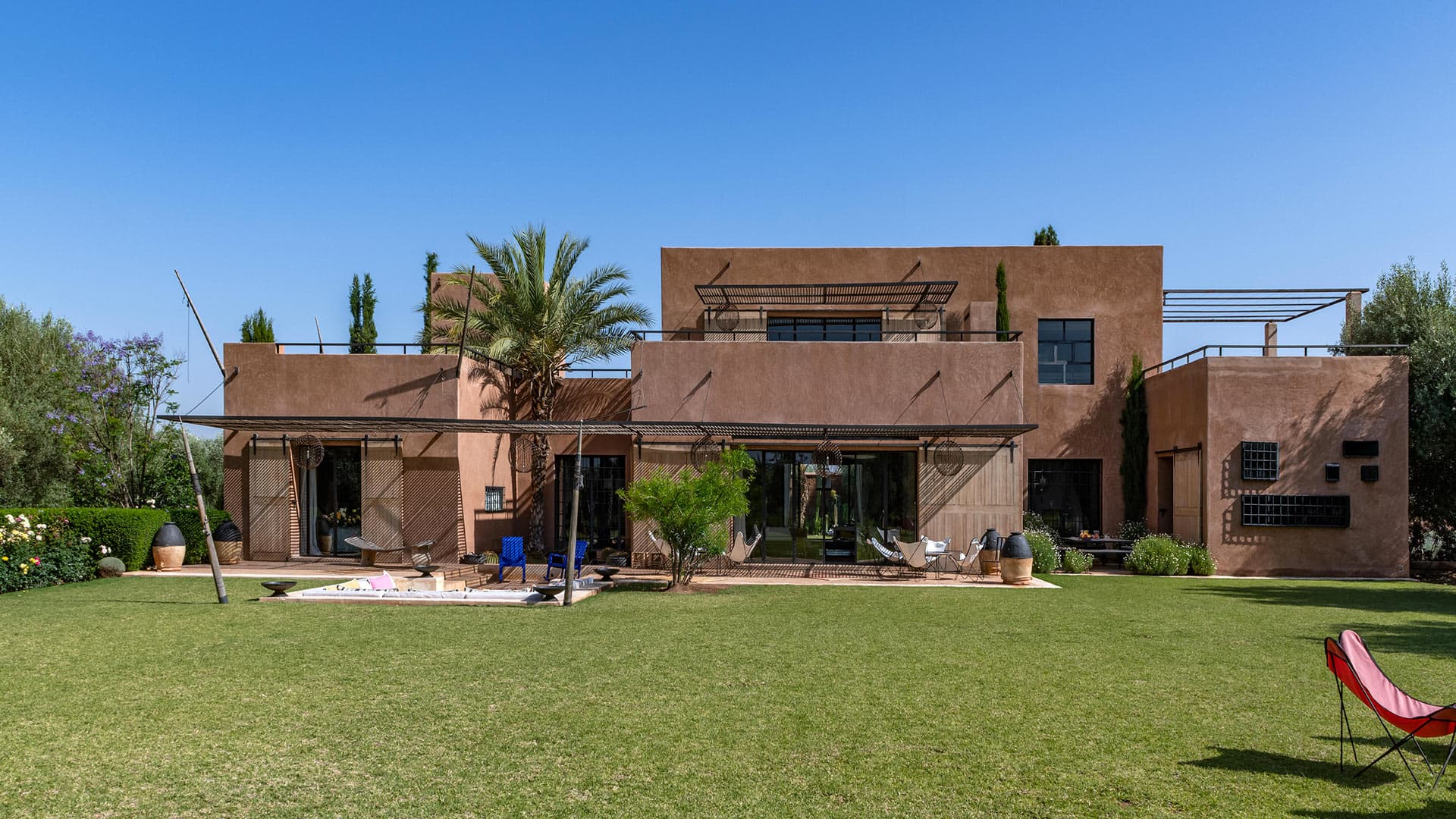 Villa Villa Dar Aoua, Rental in Marrakech