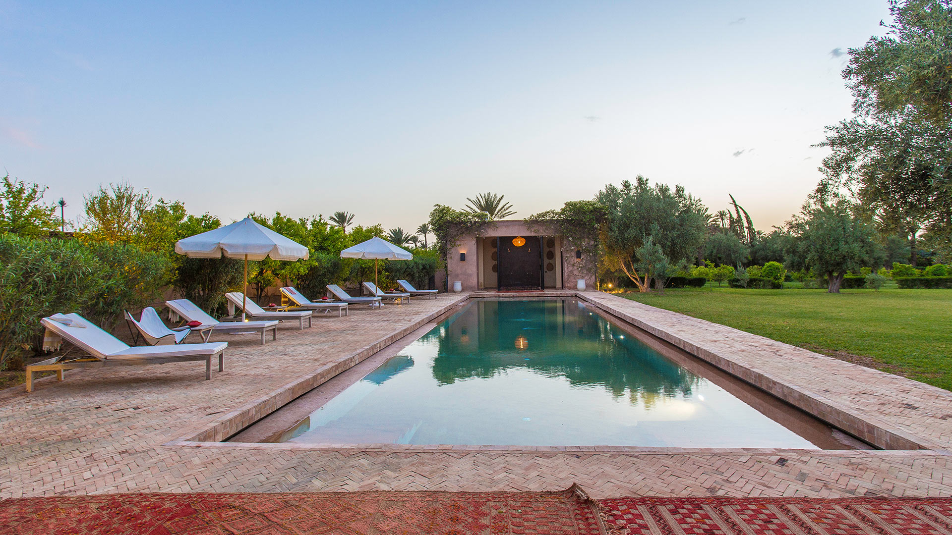 Villa El Zagilda, Rental in Marrakech