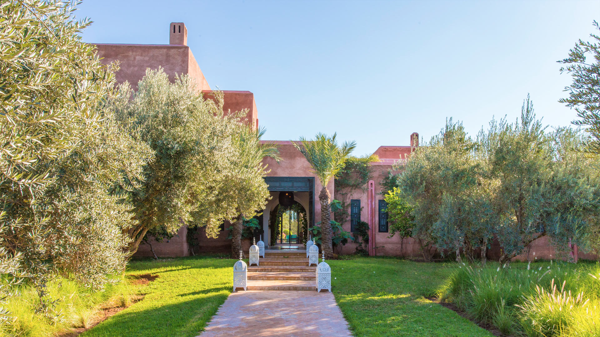 Villa Dar Saladin, Location à Marrakech