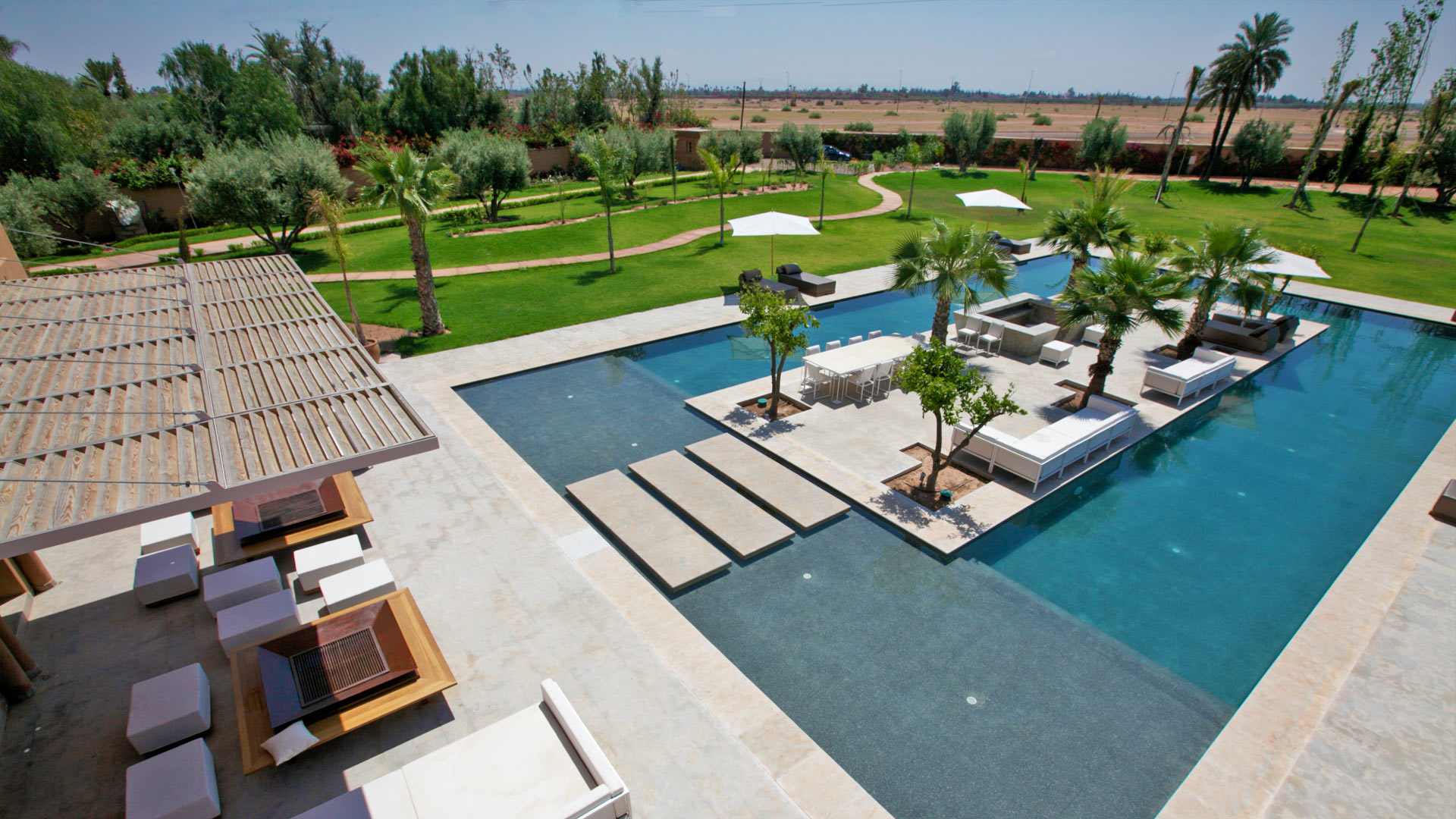 Villa Dar Chamou, Rental in Marrakech