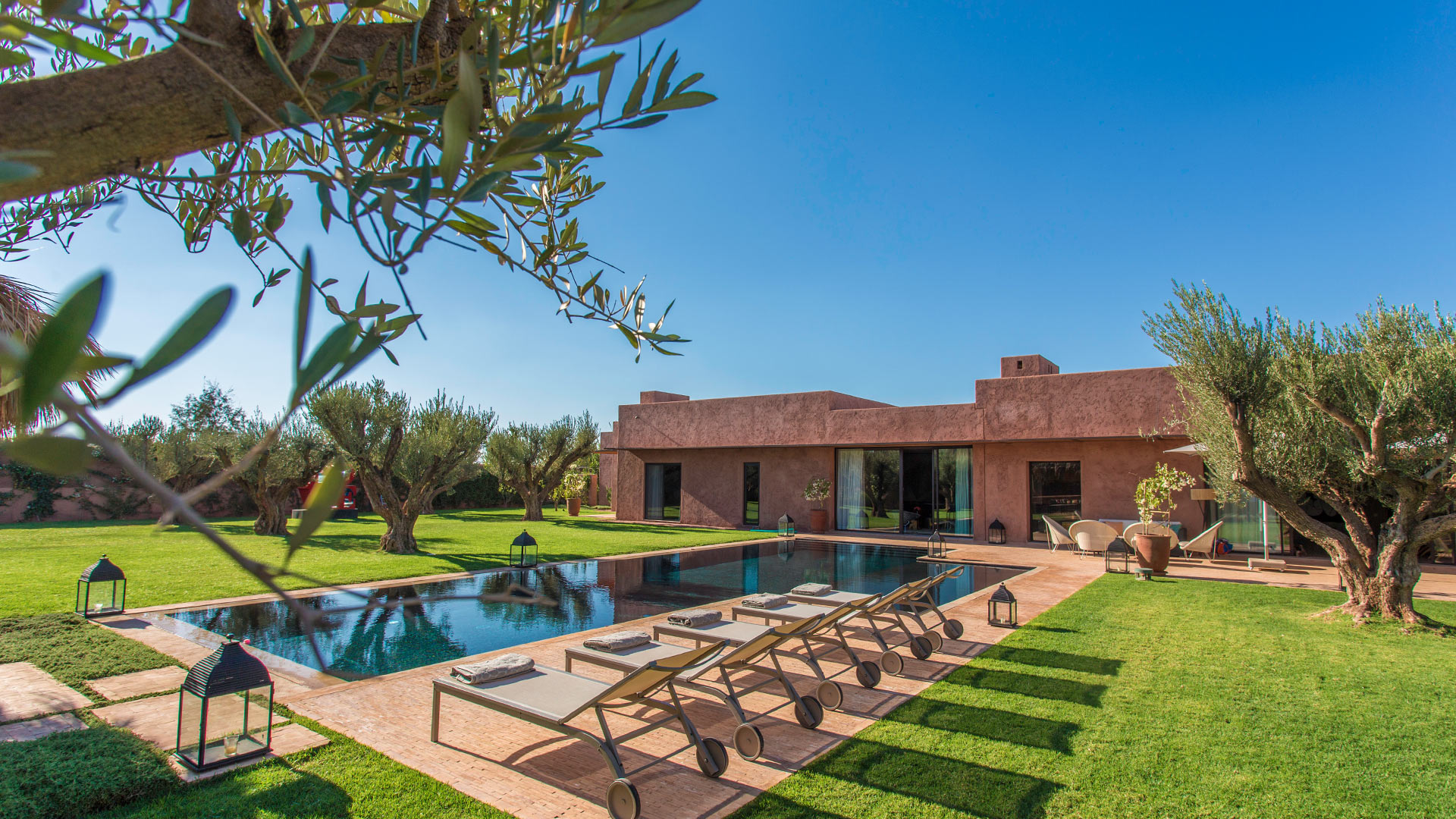 Villa Villa Claire Royal Palm, Alquiler en Marrakech