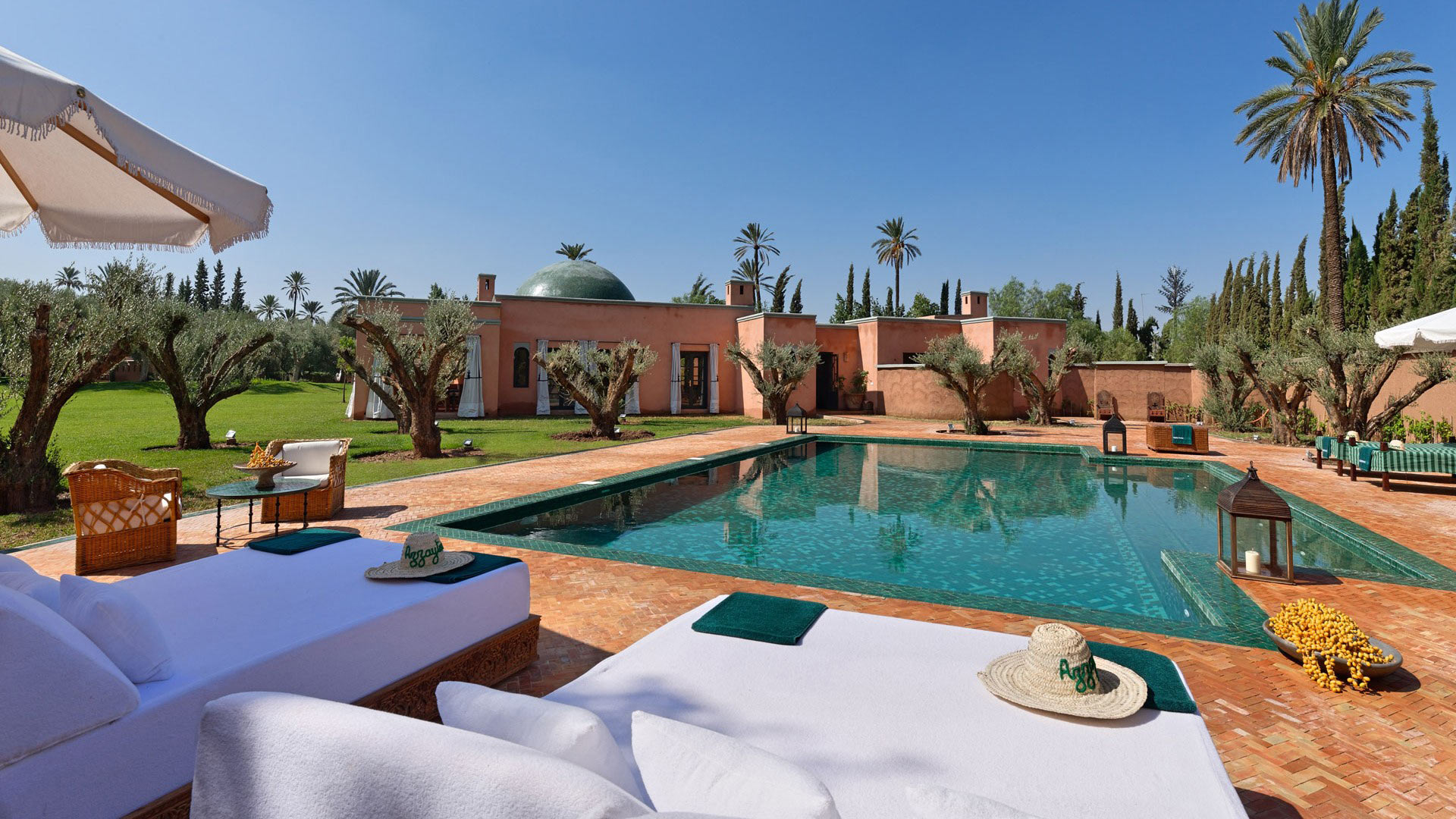 Villa Villa Azzaytouna, Location à Marrakech