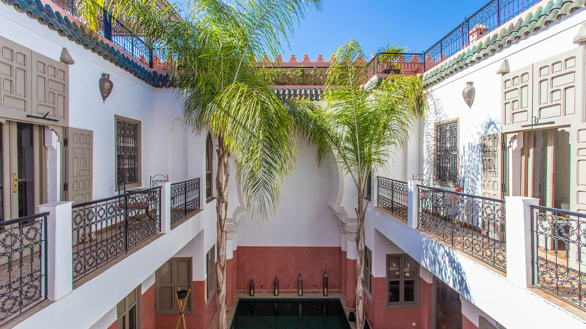 Villa Riad Darmina, Location à Marrakech