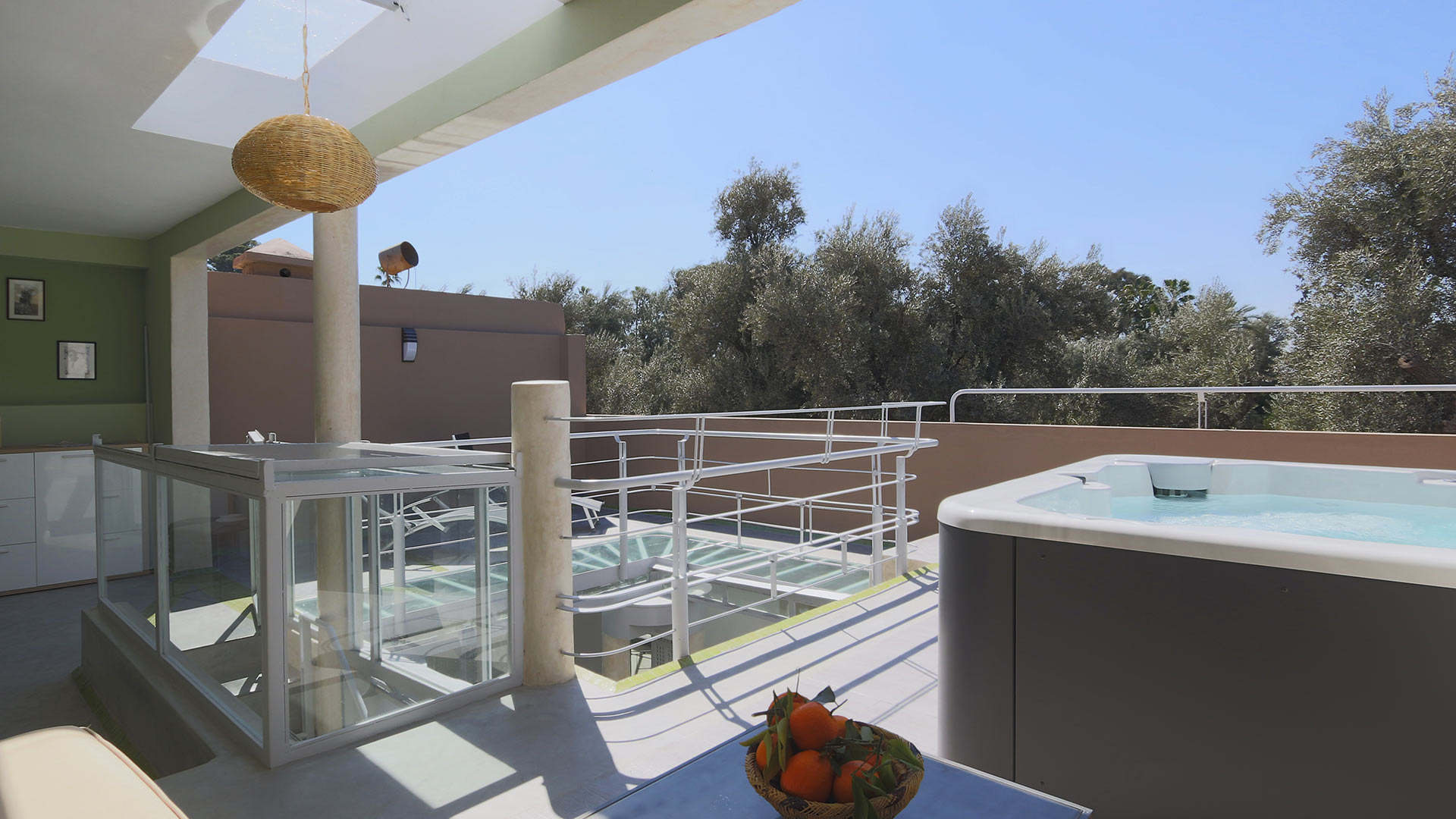 Villa Dar 138, Rental in Marrakech
