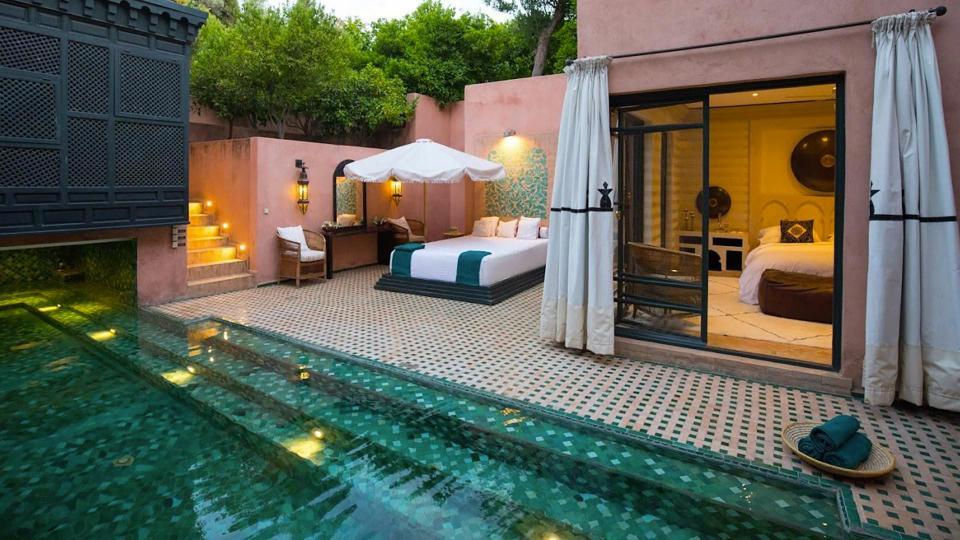 Luxusvilla mieten Marrakesch | Villa Marrakech