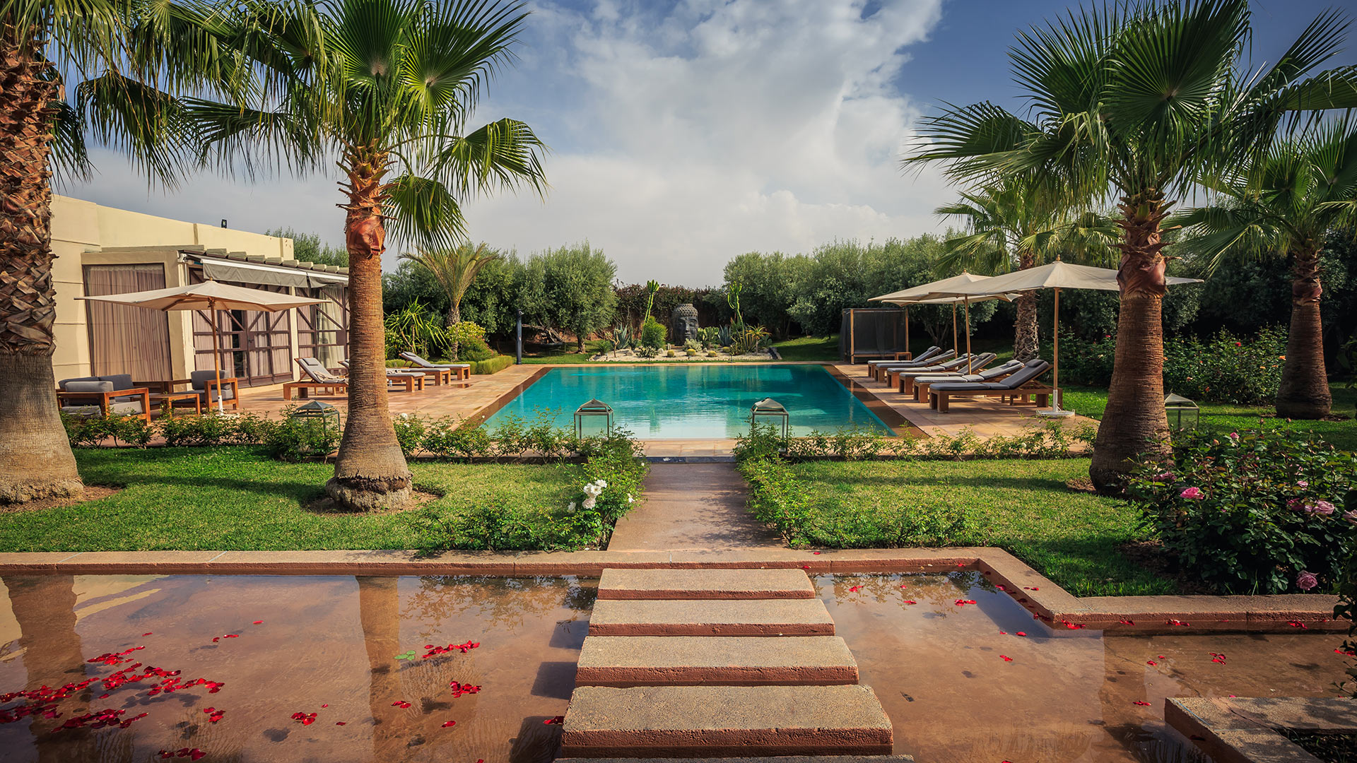 Villa Villa Imperiale, Location à Marrakech