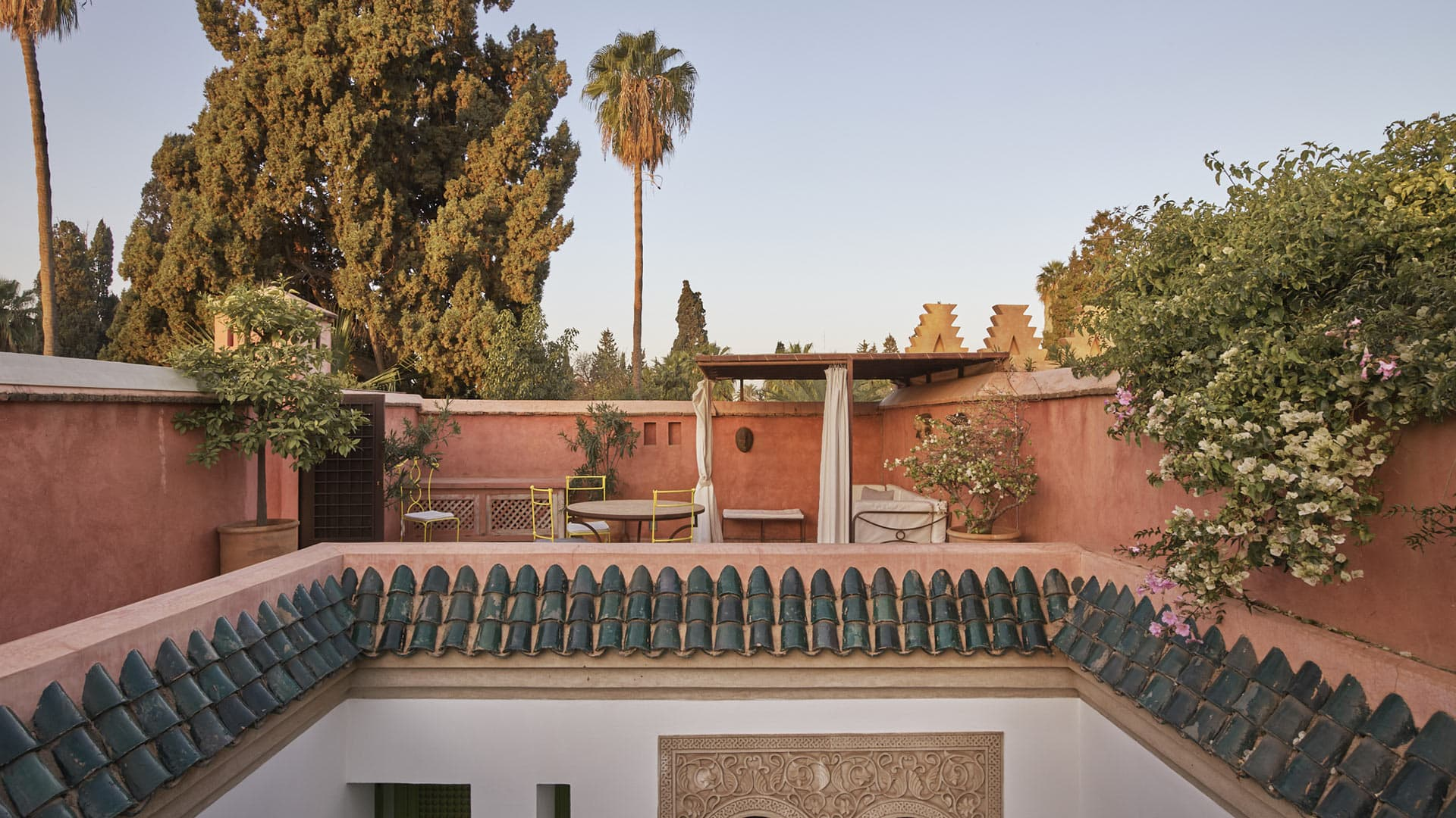 Villa Riad Stanley, Location à Marrakech