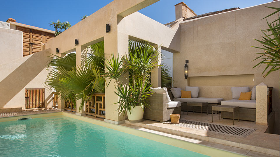 Villa Riad TMN, Rental in Marrakech
