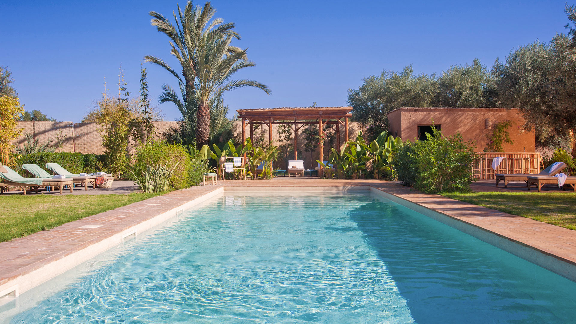 Villa Dar Toozween, Location à Marrakech