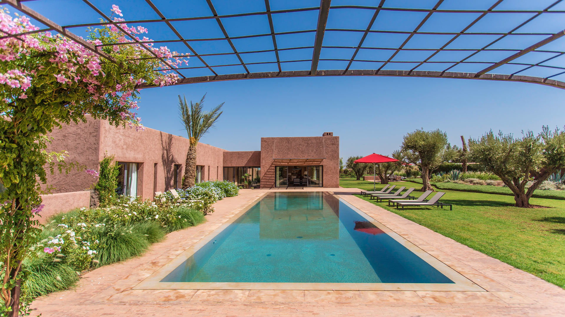 Villa Villa Inissia, Location à Marrakech