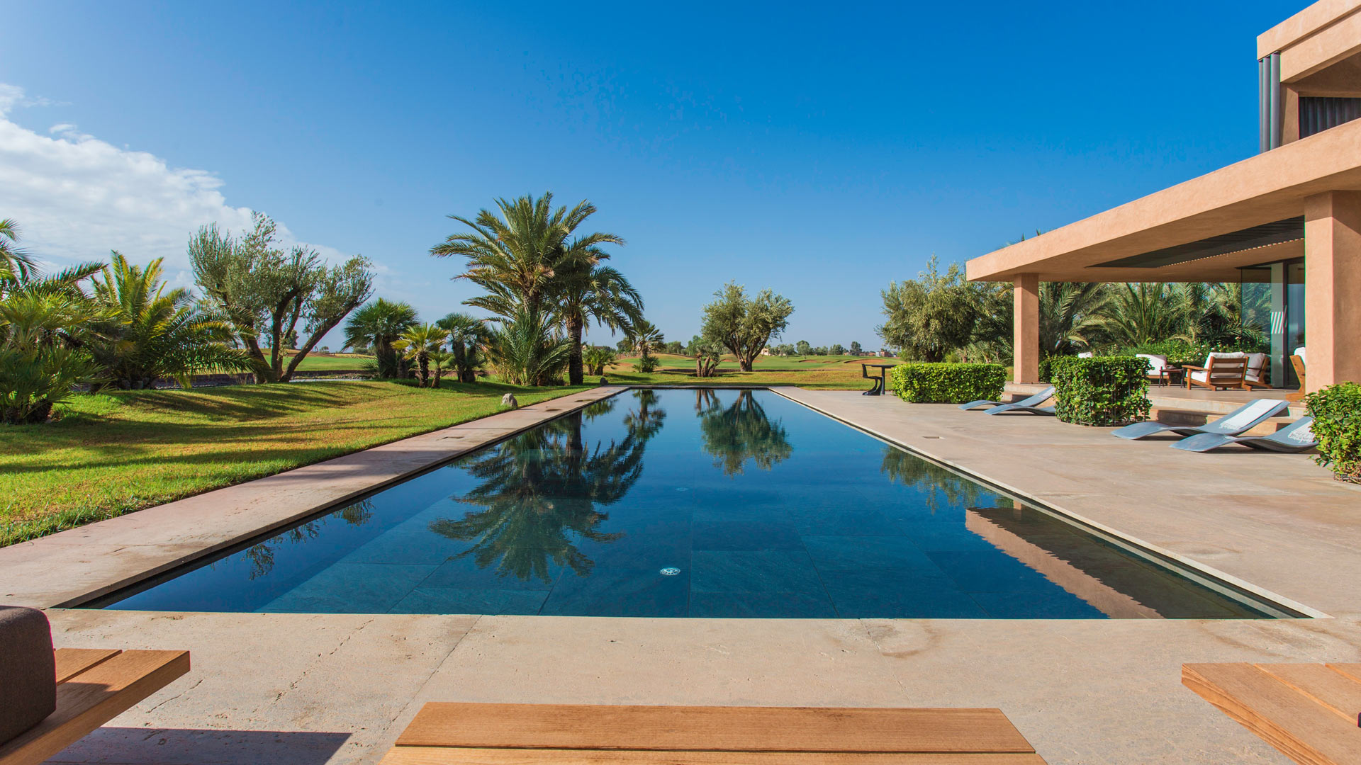 Villa Dar Paipou, Location à Marrakech