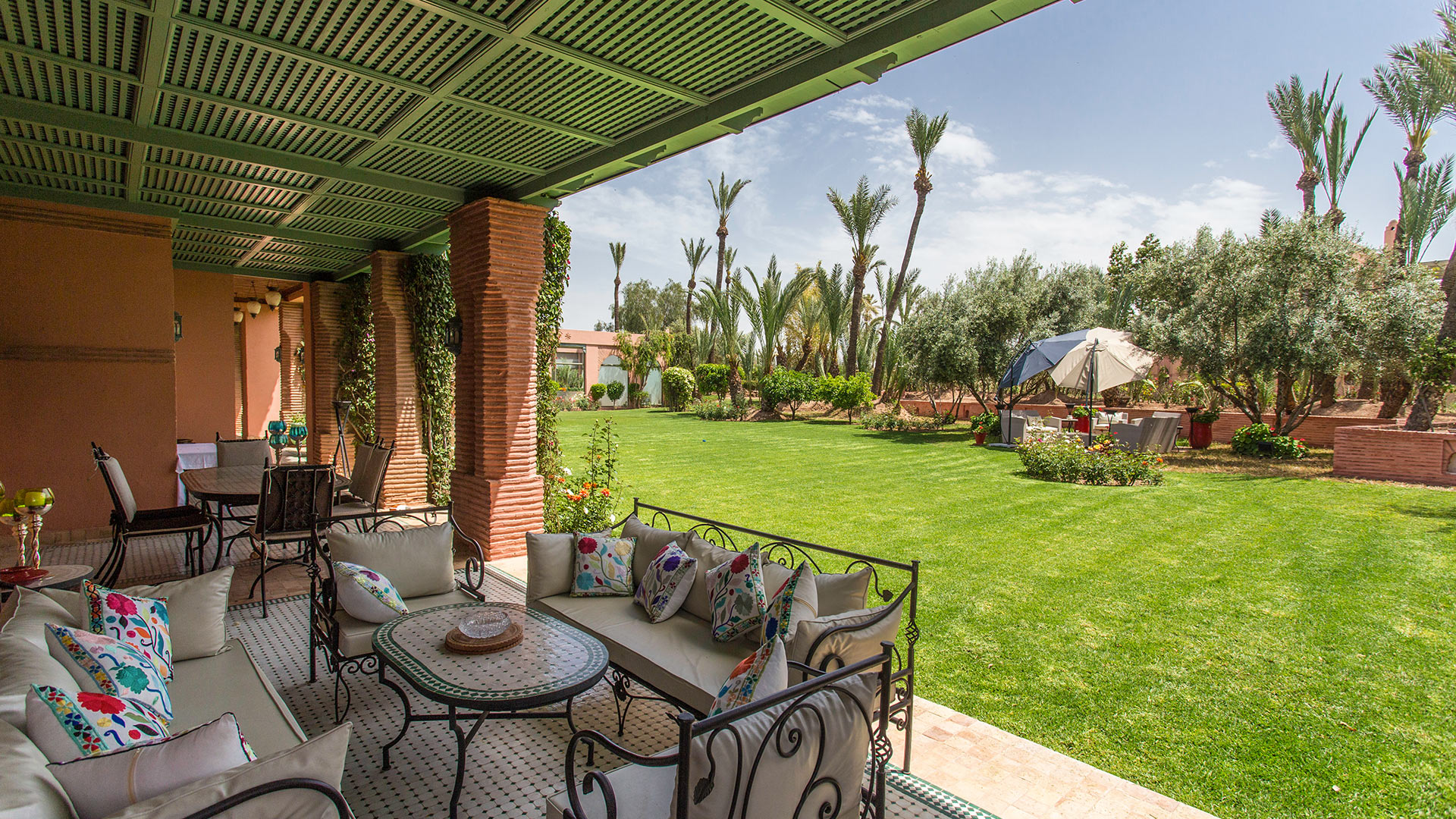 Villa Villa Sultan, Location à Marrakech