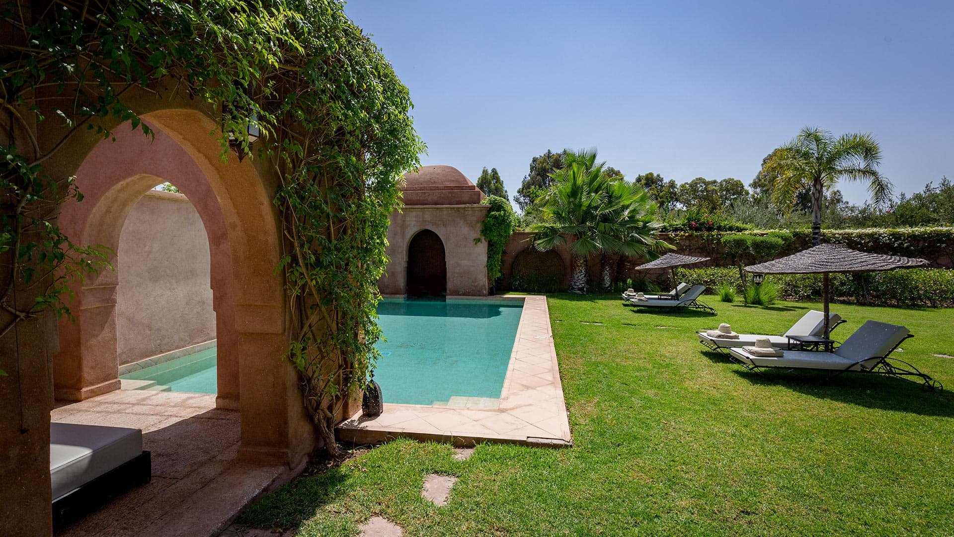 Villa Villa Mafalda, Rental in Marrakech