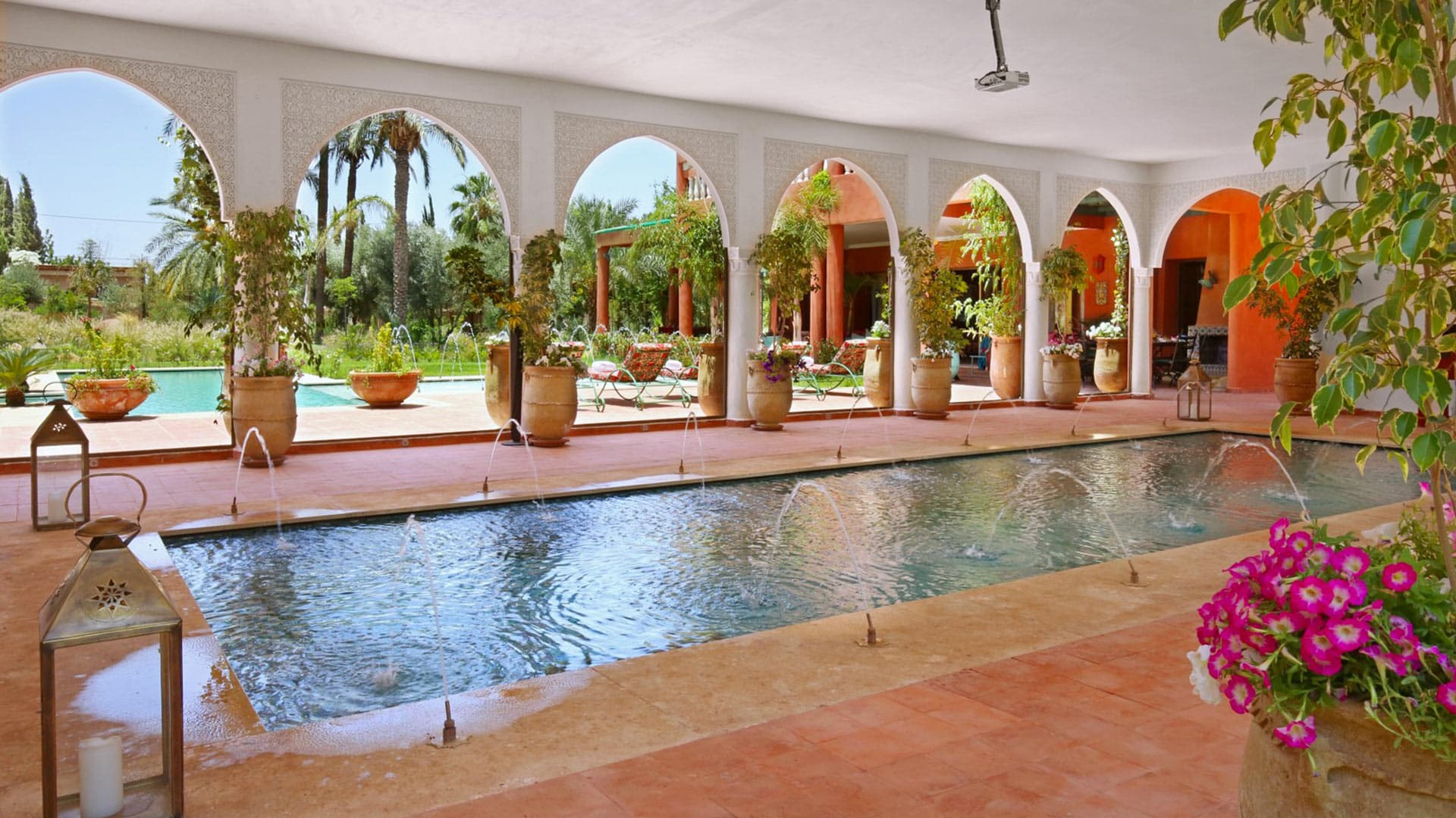 Villa Villa Onolu, Location à Marrakech