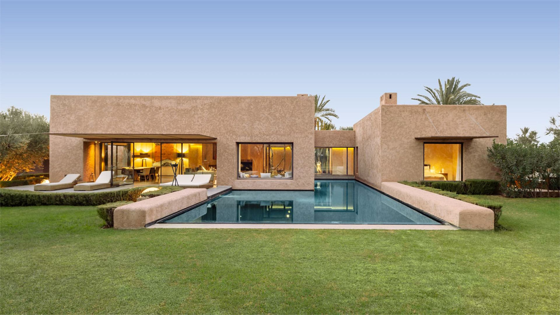 Villa Villa RL, Rental in Marrakech