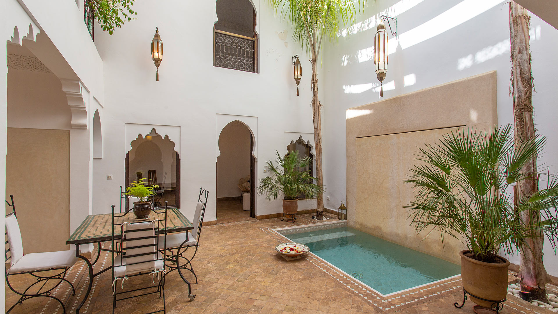 Villa Riad Baghala, Rental in Marrakech