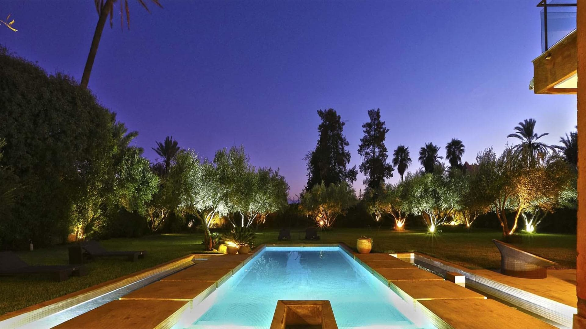 Villa Villa Charma, Rental in Marrakech