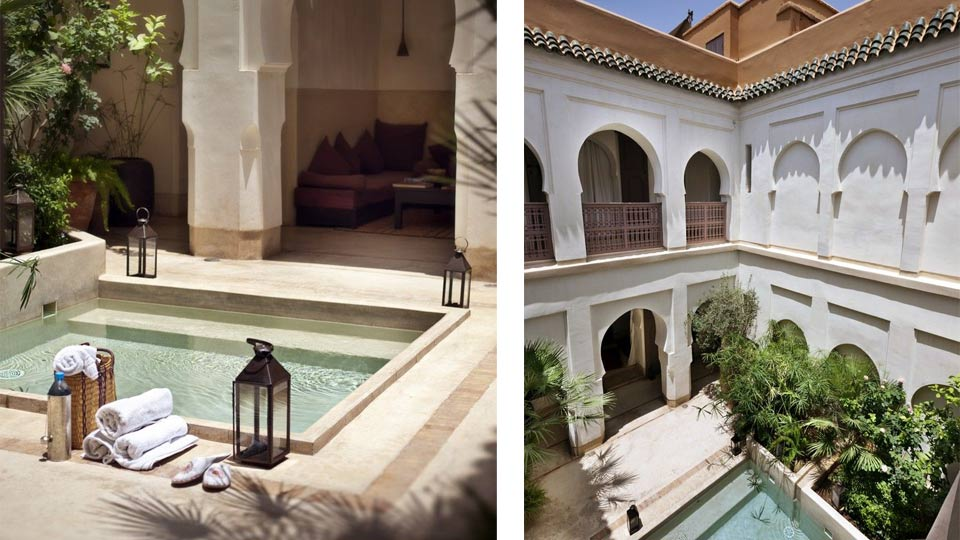 Villa Dar Assoura, Rental in Marrakech